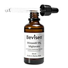 Bevisen 5% Minoxidil Serum with Azelaic Acid and Saw Palmetto