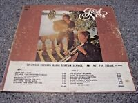 "Good News ""Self-Titled"" COLUMBIA RECORDS RADIO STATION SERVICE LP John Hill"