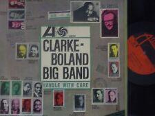 CLARKE BOLAND BIG BAND - HANDLE WITH CARE LP, 1962, USA. RARO***