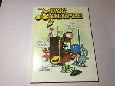 The Music People: First Music Book by Lesley & Angela Carter