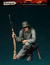 STALINGRAD MINIATURES,1:35, German Infantryman in Action 1939-1943 Vol.6, S-3068