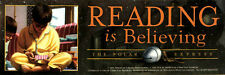 The Polar Express Chris Van Allsburg Bookmark *BRAND NEW/MINT CONDITION* Believe