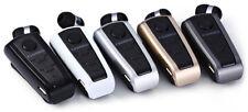auricolare F910 FINEBLUE Wireless Bluetooth Vibrazione Allarme clip auricolari