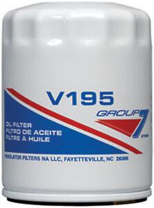 Oil Filter  Purolator/Group 7  V195