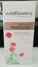 Wildflowers for Sensitive Skin Mattifying Shine Reducing Moisturizer - 1.7 oz