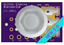 Griffin Effects Blender PCB Retrofit - Add a blend/mix control to your pedal