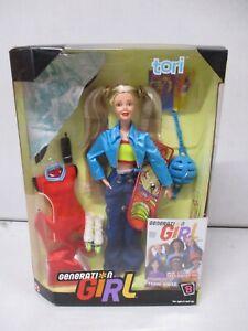 1998 Generation Girl Tori Doll