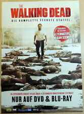 THE WALKING DEAD Saison VI  original 1 sheet mediathek poster 2015
