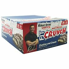Fit Cruch Bar Cookies and Cream 12/1.62 oz