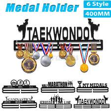 15'' Metal Steel Medal Holder Medal Hanger Display Rack Ideal Gift for Running