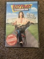 Fast Times at Ridgemont High [New DVD] Special Edition Widescreen,Brand New!