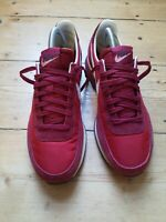 Nike ® Elite Vintage Retro Dead Stock Gym Red Trainers UK Size 10.5