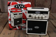 EVH 5150 Micro Stack Electric Guitar Portable Amplifier 1 Watt 1 x 3 Amp Ivory