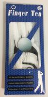 Finger Ten Men's Golf Gloves XL For Left Hand