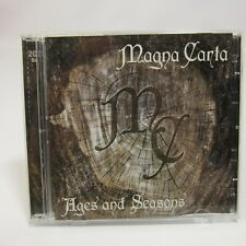 Magna Carta: Ages and Seasons CD 2003 Double Album 38 Songs