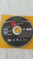 50 Cent: Bulletproof (Original Microsoft Xbox, 2005) Video Game