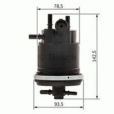 BOSCH Kraftstofffilter 0 450 907 001 für BERLINGO PEUGEOT 206 406 C5 XSARA 307 1