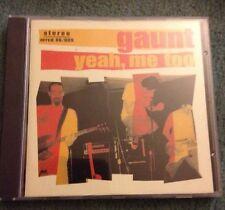 Gaunt - Yeah, Me Too CD Album