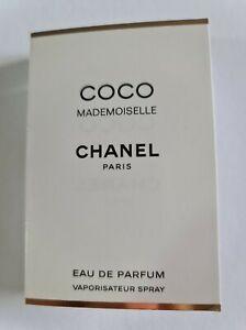 Chanel Coco Mademoiselle Eau De Parfum 1.5ml Mini Spray - New
