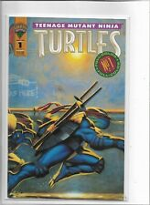 Teenage Mutant Ninja Turtles #1 - Mirage Studios - October 1993 - key issue