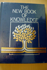 The New Book of Knowledge Vol. 6 F (Hardcover) Illustrated - American NEW