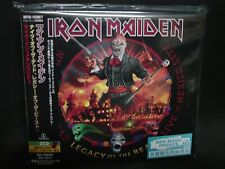 IRON MAIDEN Nights Of The Dead, Legacy Of The Beast: Live In Mexico.. JAPAN 2CD
