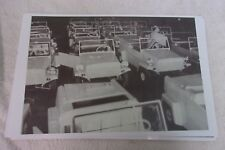1968 KING MIDGET  CAR   STORAGE ? NEW CARS READY TO GO  11 X 17  PHOTO   PICTURE
