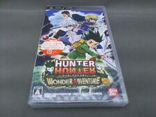 Psp Hunter X Hunter Wonder Adventure