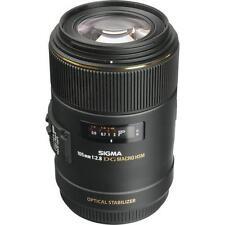 U.S Version Sigma EX 105mm f/2.8 HSM EX DG OS MACRO AF Lens for Canon