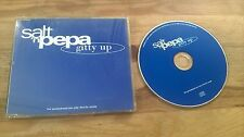 CD Pop Salt'n Pepa - Gitty Up (1 Song) Promo LONDON REC sc