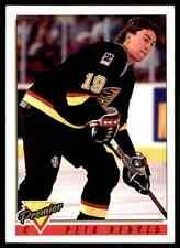 1993-94 Topps Premier Petr Nedved Rookie #6