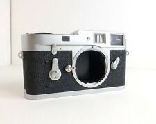 Leica M2 Chrome Camera Body 1961 No 1037972 for Parts