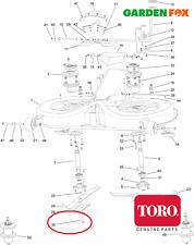 savers Original TORO DH170 DH190 DH210 DH220 Lefthanded BLADE BOLT 106-5798 12