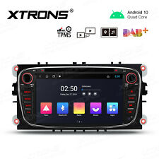 """7""""Android 10.0 Car Stereo DVD GPS Head Unit For Ford Focus C/S Max Galaxy Kuga"""