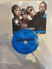 Oasis CD Manchester 02.07.05 Digipak Noel Liam Gallagher Rare Live Stadium 2005