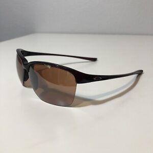 Oakley Unstoppable Crystal Raspberry Vr28 Black Iridium Sunglasses OO9191-07
