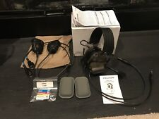 3M Peltor Comtac III Dual Comm Headset Navy Seal Special Forces Technology