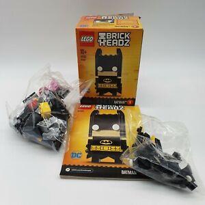 LEGO 41585 Brick headz Batman New - open box, contents sealed