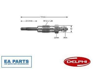 Glow Plug for ALFA ROMEO FIAT LANCIA DELPHI HDS356