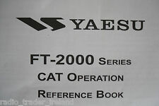 YAESU FT-2000 SERIES (GENUINE REFERNCE ONLY).........RADIO_TRADER_IRELAND.