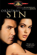 Original Sin (DVD, 2008, Canadian) NEW! Free Shipping in Canada!
