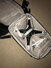 DJI phantom 4 drone with multifunctional backpack