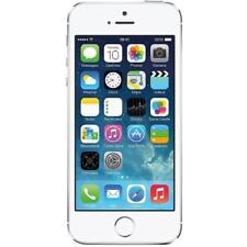Apple iPhone 5S - 16GB - Silver (Factory Unlocked AT&T / T-Mobile / Metro PCS)