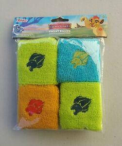 The Lion Guard Kion Lion King Machines Sweat Bands Wristband Cuff 8 Pack