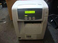 Toshiba B-SA4TP-TS12-QM-R industrial térmica impresora de etiquetas WA52 Probado Funcionando