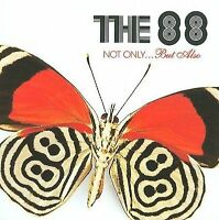 Island Records THE 88 NOT ONLY... BUT ALSO Brand New Factory Sealed CD 2008