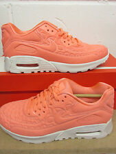 Nike Womens Air Max 90 Ultra Plush Running Trainers 844886 600 Sneakers Shoes