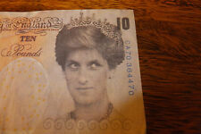 Di-faced Banksy Tenner, Originally Notting Hill Carnival 2004 to Barely legal