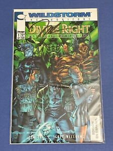 Image DIVINE RIGHT #1 Spanish Comic Book LOT SIgned JIM LEE Dynamic Forces NM