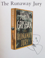 The Runaway Jury John Grisham Signed 1996 Doubleday First Edition 1st Printing